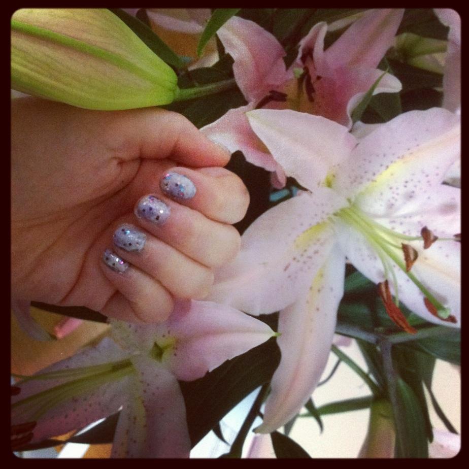 Cosmic Lilies