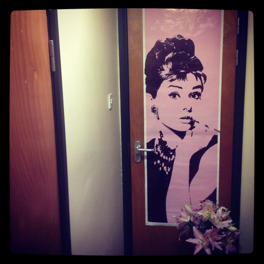 Joyeux Anniversaire Miss Audrey