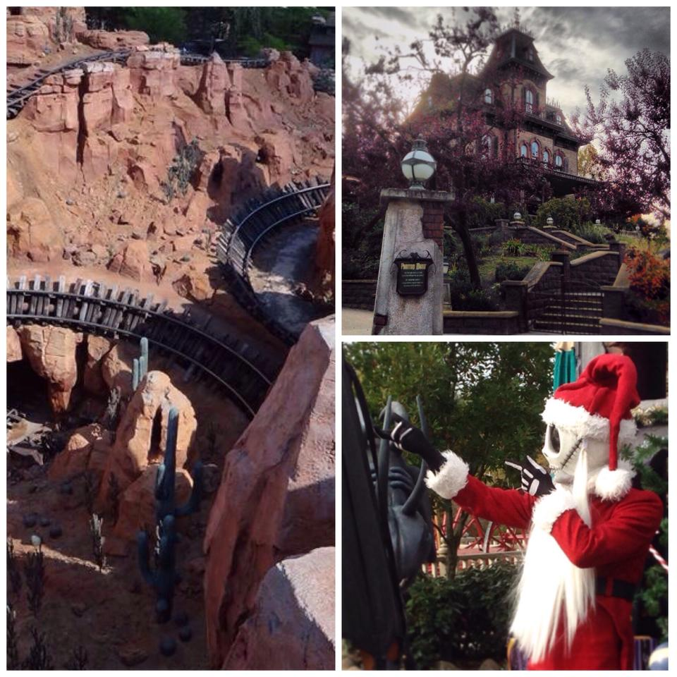 thunder mountain jack skellington phantom manor