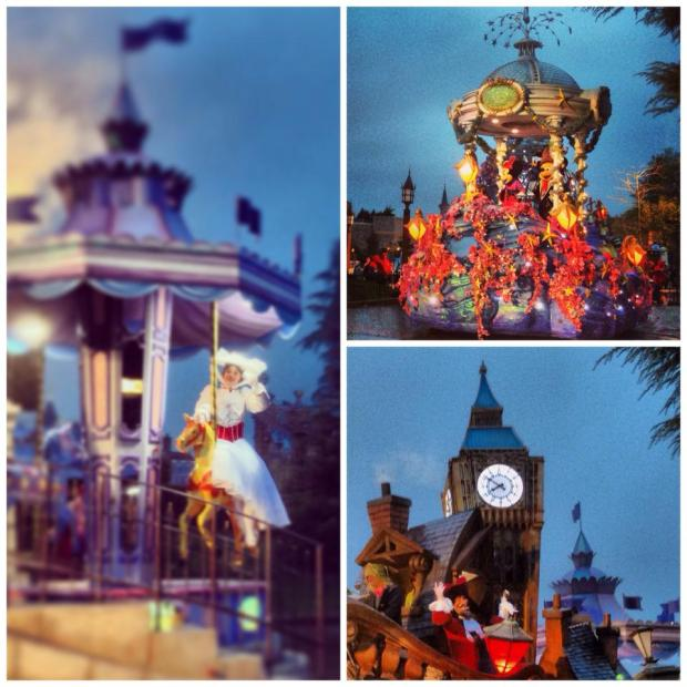 disneyland paris parade mary poppins