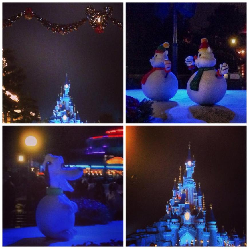 disney dreams christmas
